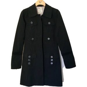 Tulle - Black Coat